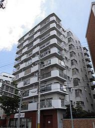 サニーハイツ山科[6階]の外観