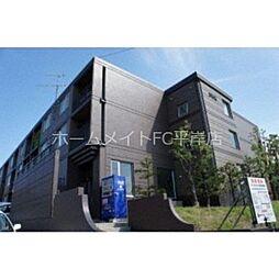 ホークメゾン札幌3号館[3階]の外観