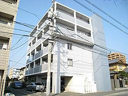 広島県広島市南区宇品西3丁目の賃貸マンションの外観