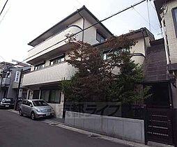 京都府京都市北区鷹峯旧土居町の賃貸マンションの外観