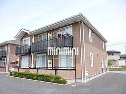 プリーマKII[1階]の外観