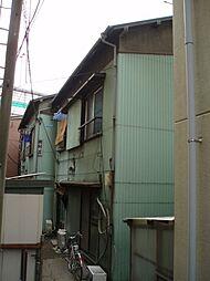 神奈川県横浜市鶴見区小野町の賃貸アパートの外観