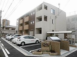 大阪府大阪市生野区巽北4丁目の賃貸アパートの外観