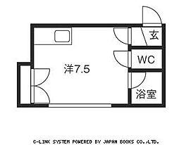 西18丁目駅 2.4万円