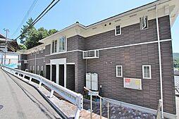 フリーデンハオス弐番館[1階]の外観