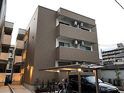 フジパレス堺北花田III番館[2階]の外観