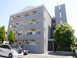 大阪府摂津市鳥飼和道2丁目の賃貸マンションの外観