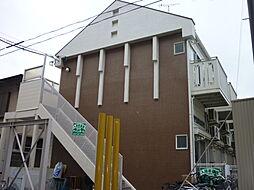 ファーストハウス北松戸[202号室]の外観