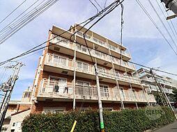 ハイムタケダT-10[4階]の外観