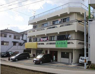 外観,3DK,面積48.76m2,賃料6.0万円,,,高知県高知市横内