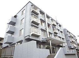 神奈川県横浜市青葉区荏田北2丁目の賃貸マンションの外観
