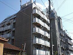 大阪府摂津市千里丘2丁目の賃貸マンションの外観