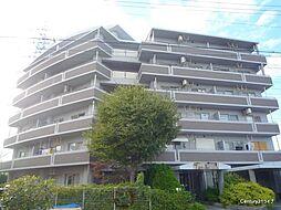 兵庫県宝塚市今里町の賃貸マンションの外観