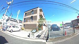 リープハーベン北花田[2階]の外観