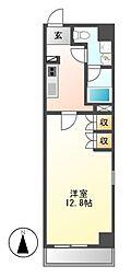 エクセレント本山[2階]の間取り