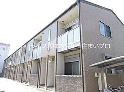 京阪本線 萱島駅 徒歩19分の賃貸アパート