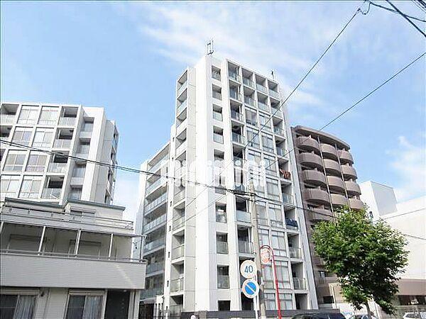 リエス鶴舞EAST TOWER[3階]の外観