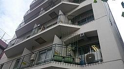 中銀大倉山マンシオン[3階]の外観
