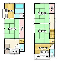東向島駅 990万円
