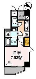 (仮)D-Room東高砂[2階]の間取り