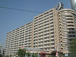 東京都中央区勝どき1丁目の賃貸マンションの外観