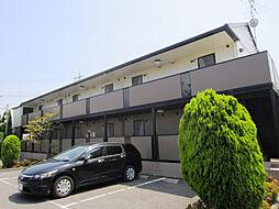 セジュールZIROZA A棟[102号室]の外観