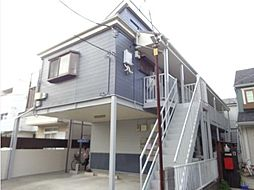 神奈川県相模原市中央区東淵野辺4丁目の賃貸アパートの外観