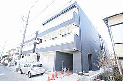 神奈川県海老名市東柏ケ谷1丁目の賃貸マンションの外観