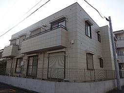 メゾン・ド・杉田[202号室]の外観