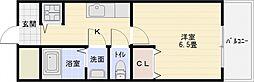 ティグリス枝川[3階]の間取り