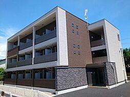 長野県長野市大字鶴賀の賃貸マンションの外観