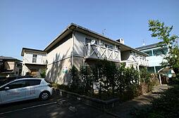 福岡県大野城市仲畑4丁目の賃貸アパートの外観