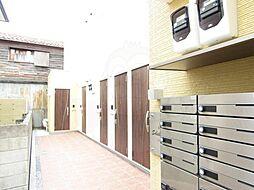 東急田園都市線 駒沢大学駅 徒歩5分の賃貸アパート