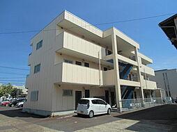青山ハイツ[2階]の外観