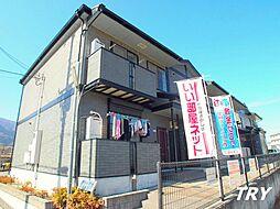 グリーンコート阪本2[2階]の外観