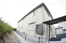 兵庫県姫路市兼田の賃貸アパートの外観