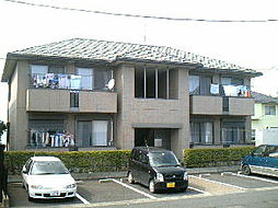 ハイツ新田前 M[1階]の外観