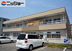 相川レントハウス[2階]の外観