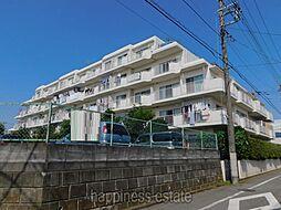 東京都町田市森野2丁目の賃貸マンションの外観