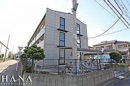 埼玉県八潮市八潮4丁目の賃貸マンションの外観