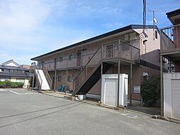 フラワー田熊B[105号室]の外観