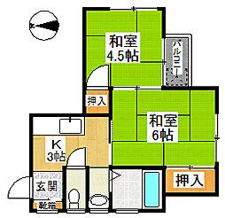 仏子駅 3.9万円