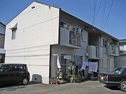 徳島県徳島市南佐古四番町の賃貸アパートの外観