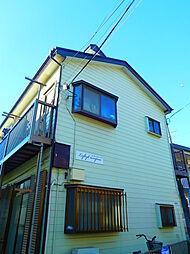 千葉県習志野市藤崎5の賃貸アパートの外観