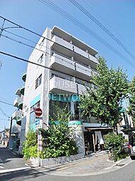 京都府京都市左京区下鴨西林町の賃貸マンションの外観