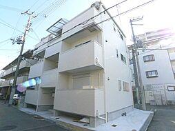 兵庫県神戸市垂水区星陵台1丁目の賃貸アパートの外観