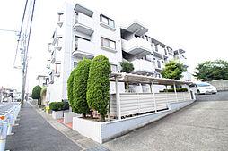 愛知県名古屋市名東区社が丘2丁目の賃貸マンションの外観