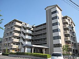 京都府京都市伏見区醍醐鍵尾町の賃貸マンションの外観