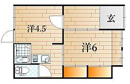山陽本線 幡生駅 徒歩25分