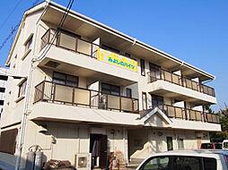 広島県福山市三吉町南2丁目の賃貸マンションの外観